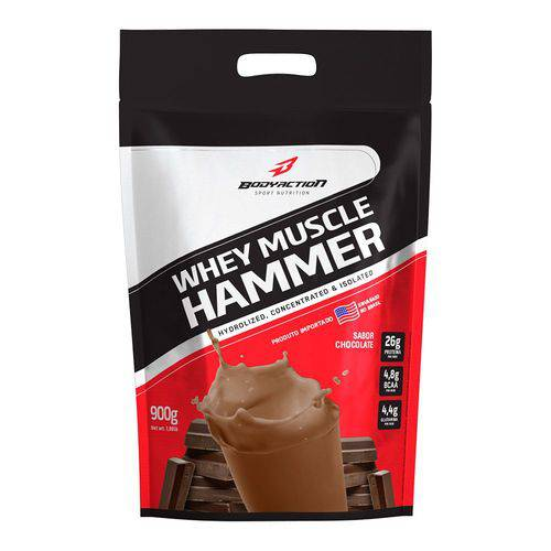 Whey Muscle Hammer Body Action 900g