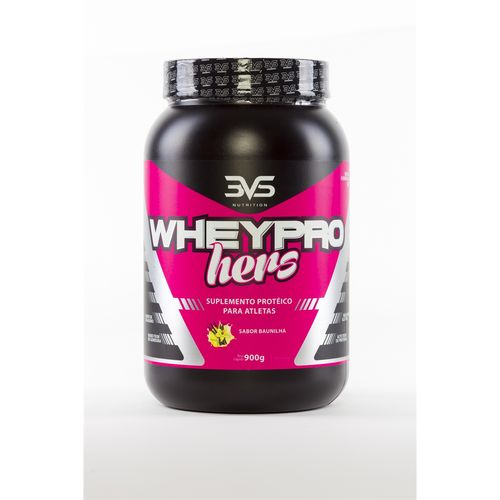 Whey Pro Hers 900g - 3VS Nutrition