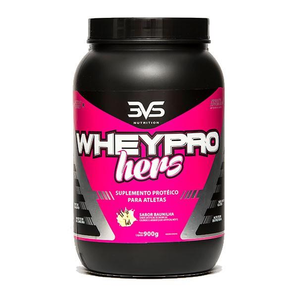 Whey Pro Hers 900g - 3VS - 3vs Nutrition