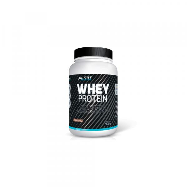 Whey Protein 100% 900g - FitFast Nutrition