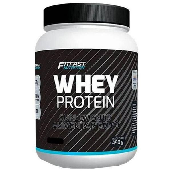 Whey Protein 450g FitFast Nutrition