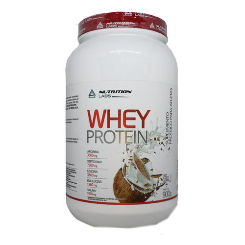 Whey Protein 900g Nutrition Labs