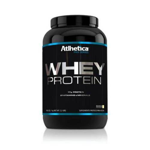 Tudo sobre 'Whey Protein - Atlhetica Pro Series'