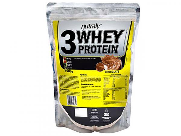 3 Whey Protein Chocolate 900g - BodyBuilders