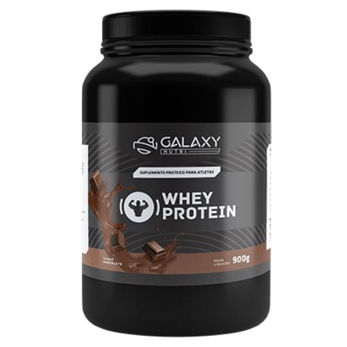 Tudo sobre 'Whey Protein Chocolate Galaxy Nutri'