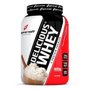 Whey Protein Concentrado Delicious Whey - Body Action - CAPPUCCINO - 900 G
