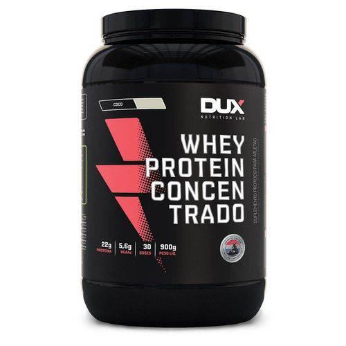 Tudo sobre 'Whey Protein Concentrado - DUX Nutrition'