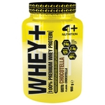 Whey Protein Concentrado Whey+ - 4+ Nutrition - 900g