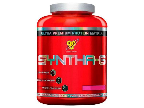 Whey Protein Syntha-6 - 1,870kg - BSN