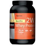 Whey Protein 2w - 900g - Basic Nutrition