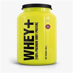 Whey+ Whey Protein - 4+ Nutrition - 900g - Amêndoa