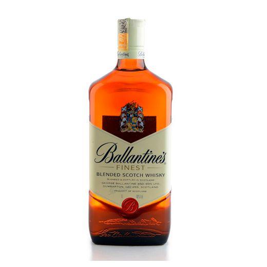 Tudo sobre 'Whisky Ballantines Finest 1L'
