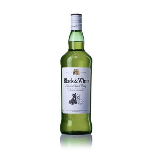 Tudo sobre 'Whisky Black White 1l'