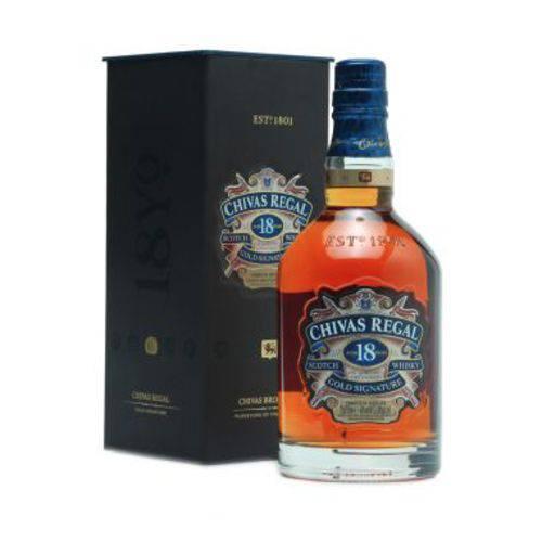 Tudo sobre 'Whisky Chivas Regal 18 Anos'