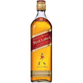 Whisky Escocês Johnnie Walker Red Label Garrafa - 1 Litro