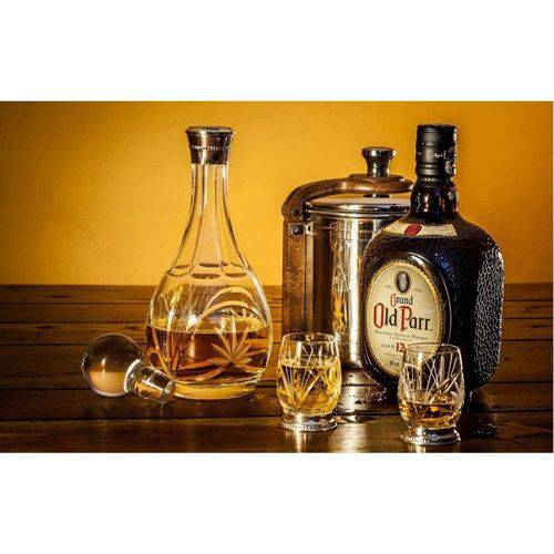 Whisky Grand Old Parr 12 Anos 1000ml
