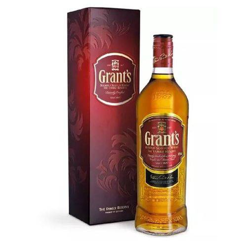 Tudo sobre 'Whisky Grants Family Reserve 1 Lt'
