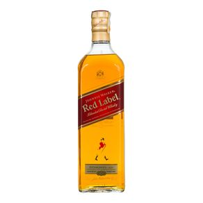 Whisky Jhonnie Walker Red Label 1 Litro
