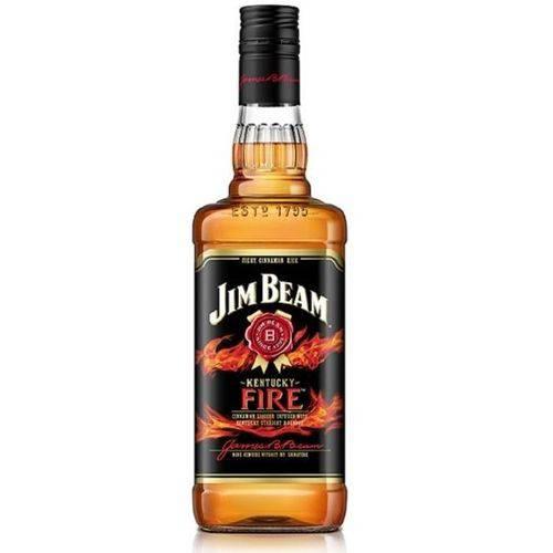 Tudo sobre 'Whisky Jim Beam Fire 1l'