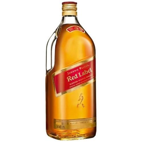 Whisky Johnnie Walker 1,750l Red Label