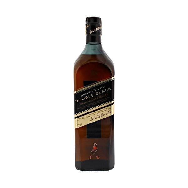Whisky Johnnie Walker Double Black 1000ml