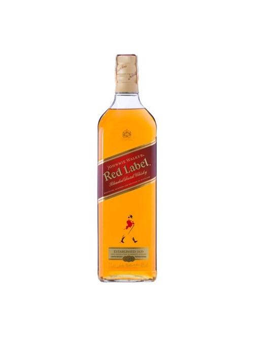 Whisky Johnnie Walker Red 1l