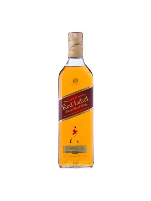 Whisky Johnnie Walker Red 750ml