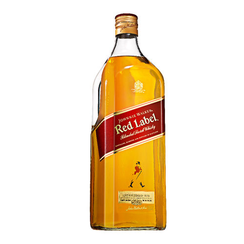 Whisky Johnnie Walker Red Label 1.750ml