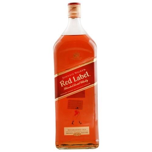 Whisky Johnnie Walker Red Label 40°, 1.5 L