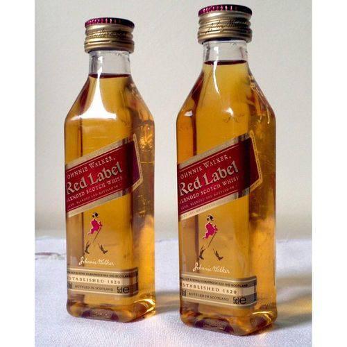 Whisky Johnnie Walker Red Label 50ml