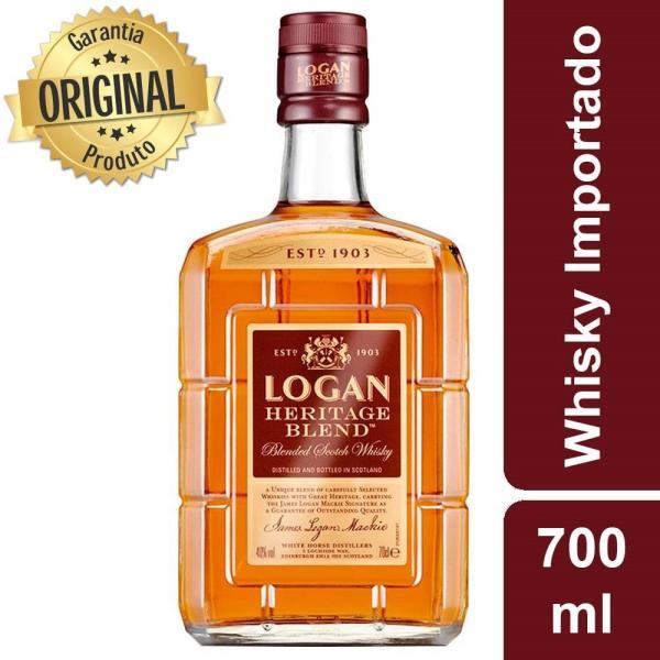 Whisky Logan Heritage Blend 700 Ml
