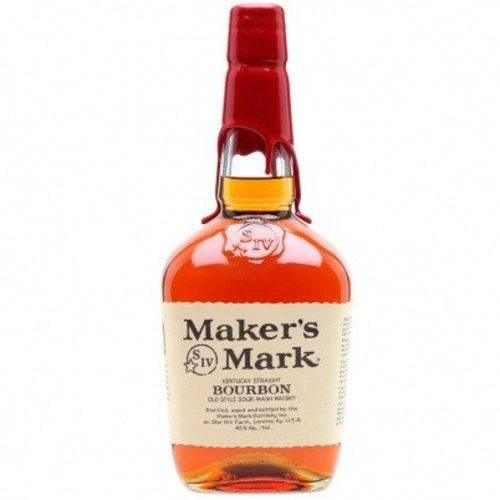 Tudo sobre 'Whisky Maker's Mark Bourbon 750ml'