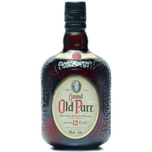 Whisky Old Parr 12a 750ml-gf