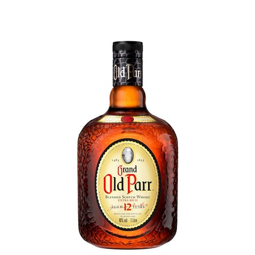 Whisky Old Parr - 1L