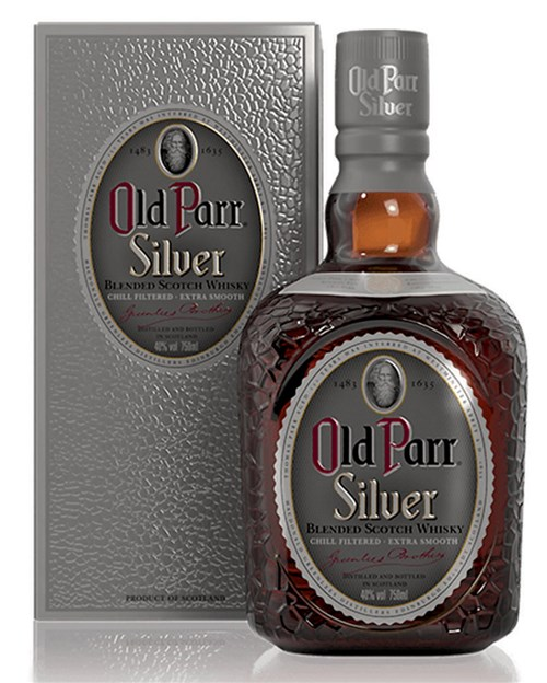 Whisky Old Parr Silver 1000Ml.