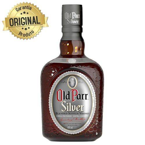 Whisky Old Parr Silver - 1L