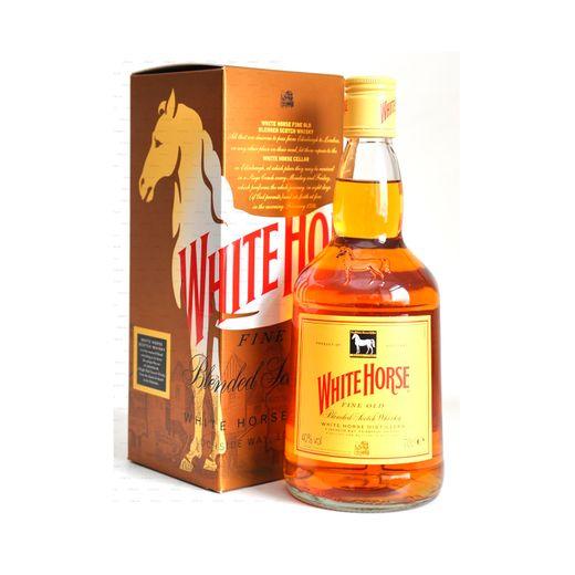 Tudo sobre 'Whisky White Horse 1L'