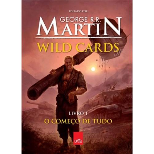 Tudo sobre 'Wild Cards Vol. 1 - o Começo de Tudo'