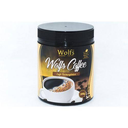 Tudo sobre 'Wolfs Coffee Café Termogênico 200g'