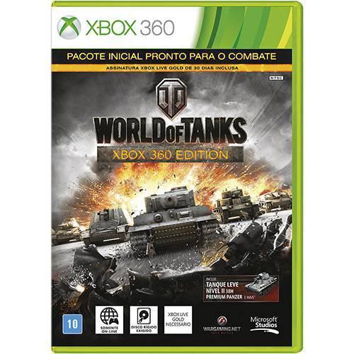 Tudo sobre 'World Of Tanks - Xbox 360'