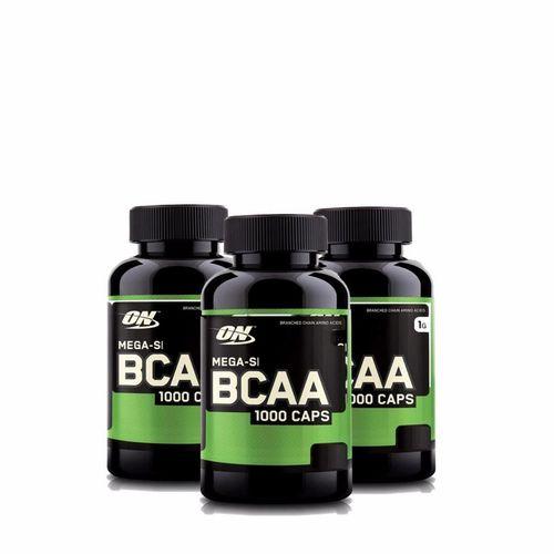 3x Bcaa (60caps) - On