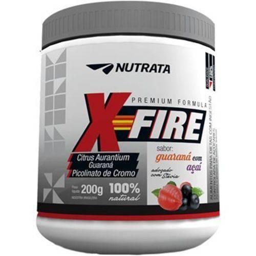 Tudo sobre 'X Fire 200g Nutrata'