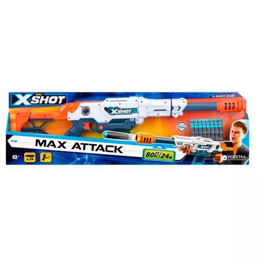 Tudo sobre 'X Shot Max Attack - Candide'