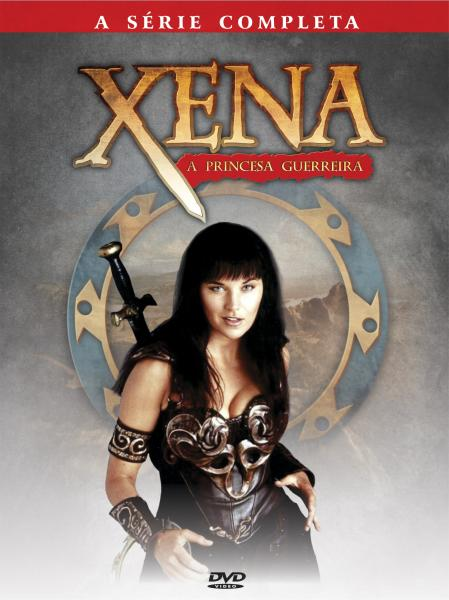 Tudo sobre 'Xena - a Princesa Guerreira - a Série Completa - 1films'
