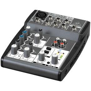 Xenyx 502 - Mesa de Som / Mixer Compacto Xenyx502 Behringer