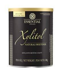 Xylitol 300g Essential Nutrition Lata 300g
