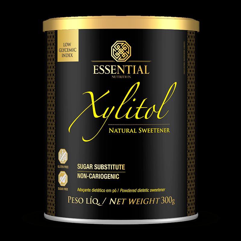 Tudo sobre 'Xylitol (300g) Essential Nutrition'