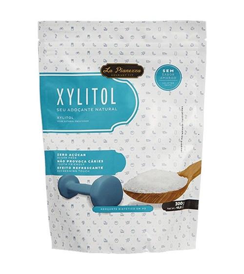 Xylitol Adoçante Natural 300G - La Pianezza