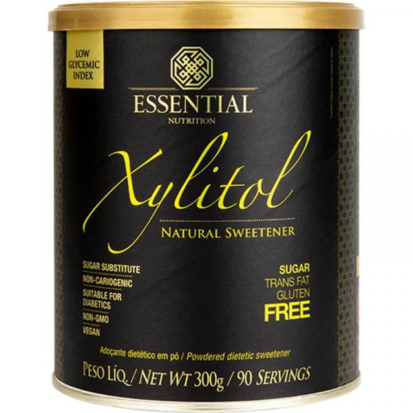 Xylitol Lata 300g - Essential Nutrition