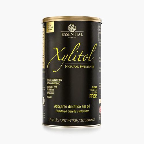 Xylitol Lata - 900g Essential Nutrition